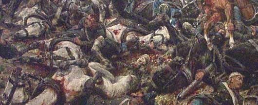 Vaclav Sochor DIE BATTERIE DER TOTEN Die Vierpfndige Kavalleriebatterie Nr 7 Von